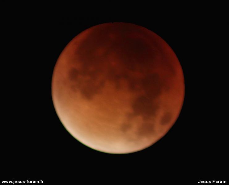 Éclipse de Lune du 28 septembre 2015