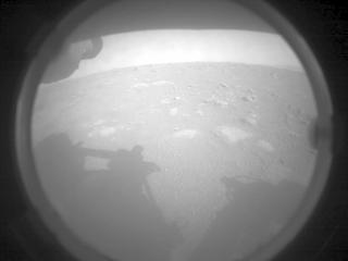 Perseverance s'est posé sur Mars!